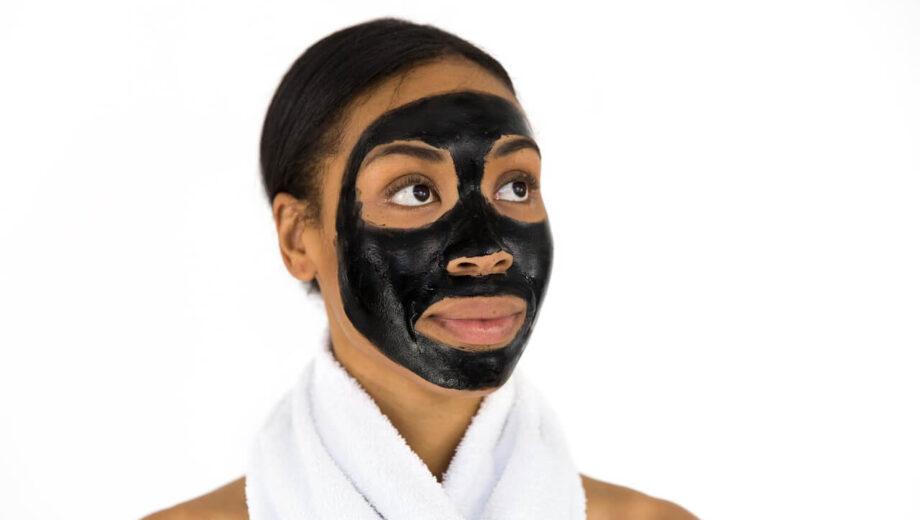 charcoal facial mask