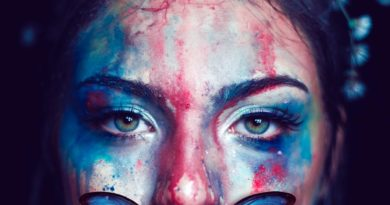 dye skin with food coloring