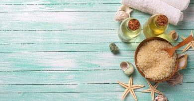 Homemade beauty tips for clear skin