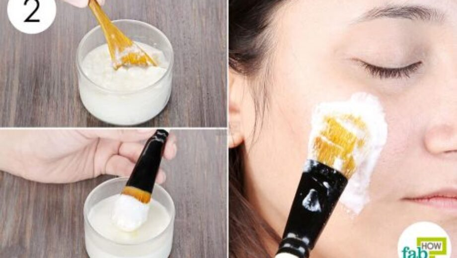 yogurt-mask