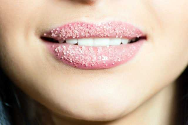 Baking Soda For Lips