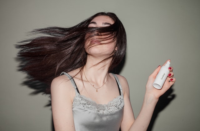 Use Hairspray for fixation of hair styles