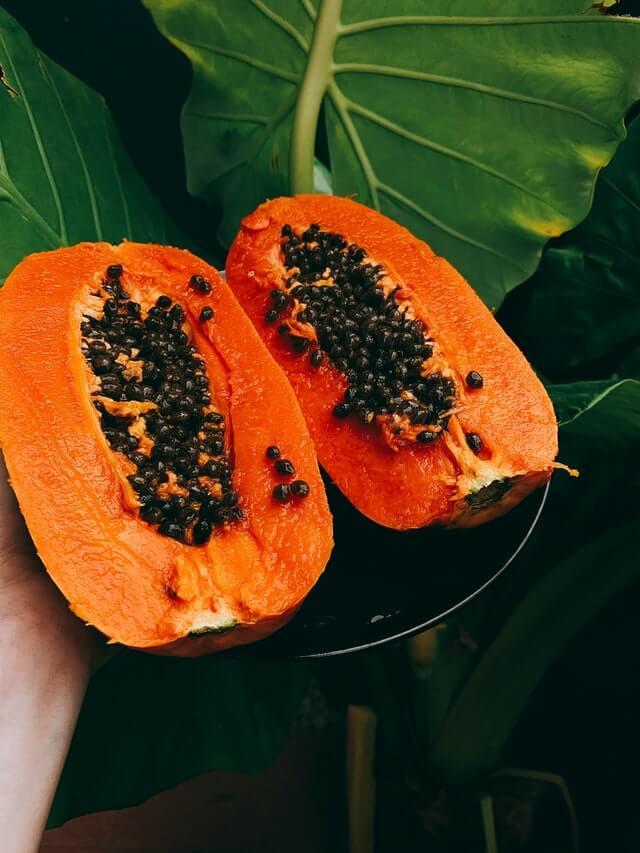 Raw Papaya