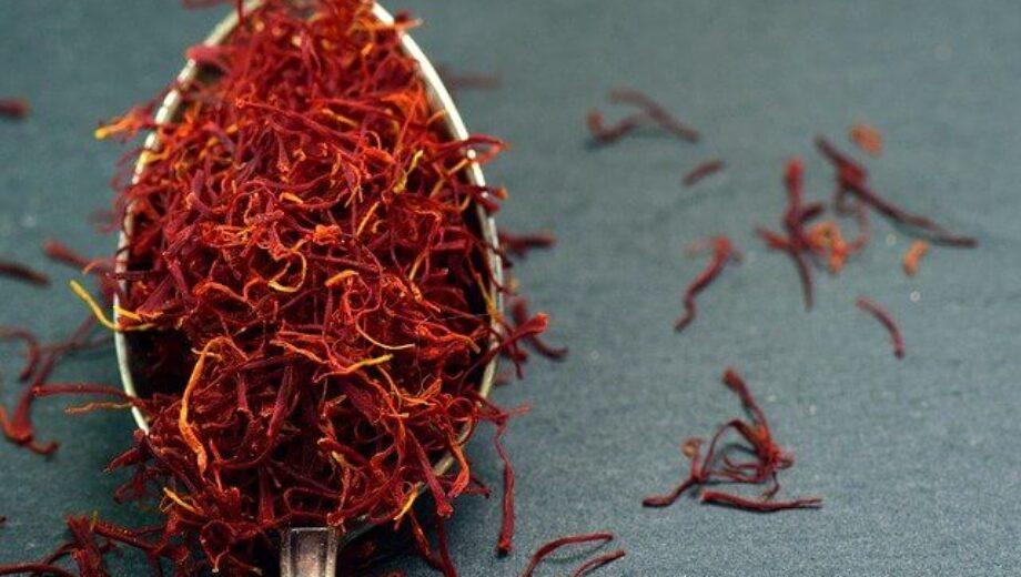 saffron for skin