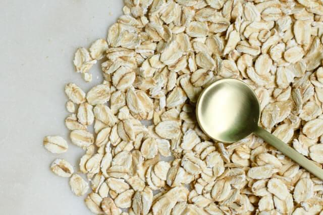 oats face powder- cucumber for skin