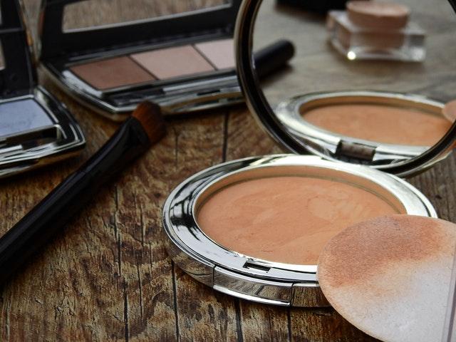 powder in your makeup bag