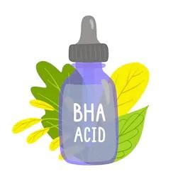 BHA for skin