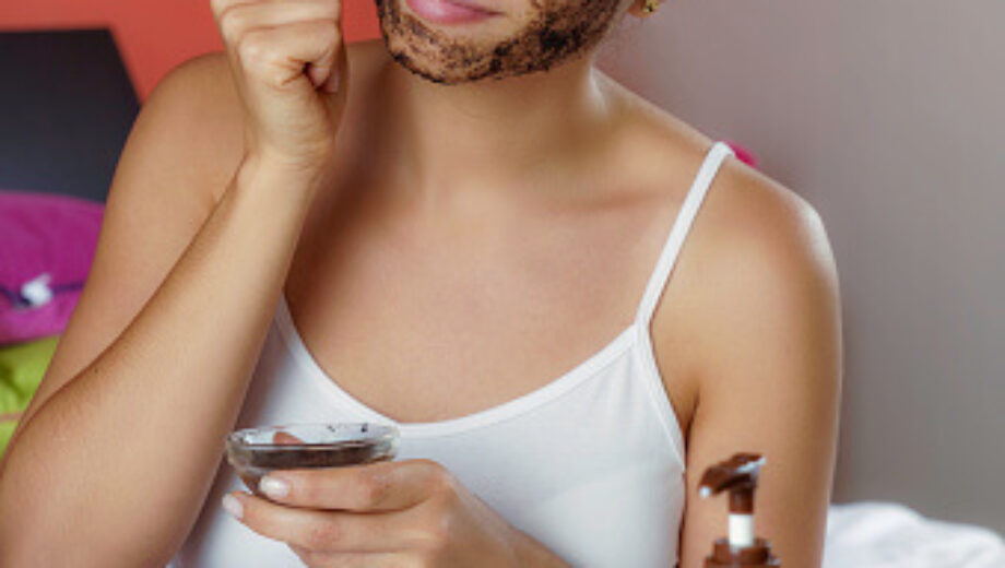 coffee and honey face mask (1)