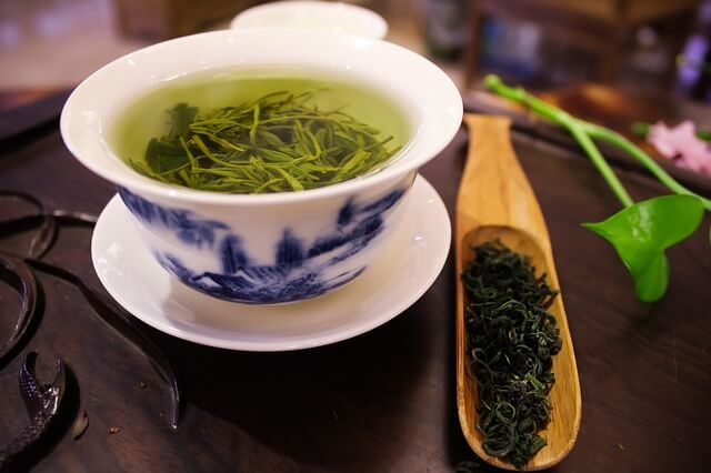 green tea- treatment for hyperpigmentation