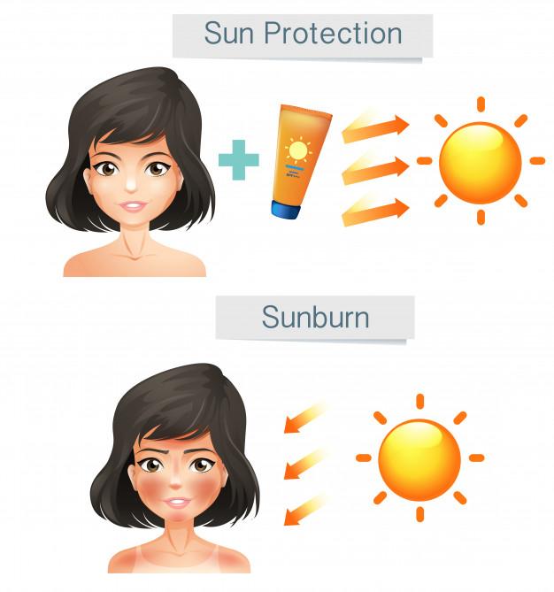 sunscreen for skin
