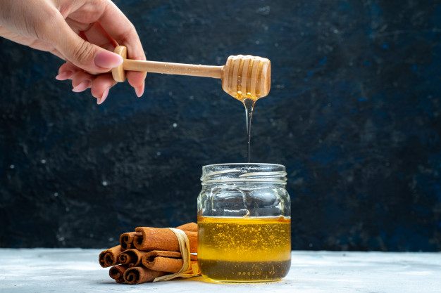 Honey and Cinnamon for acne