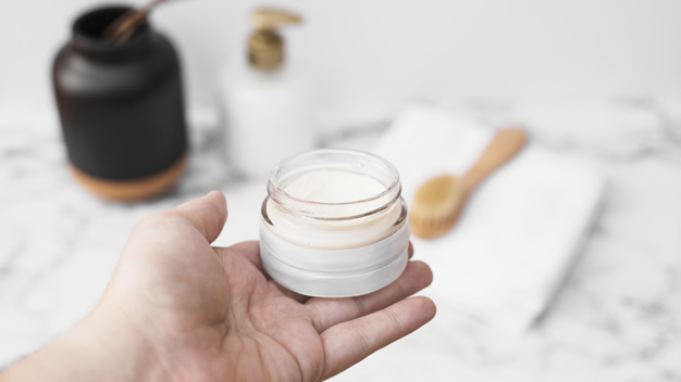 moisturizer- sleeping habits