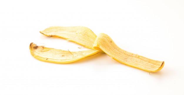 Banana peel for teeth whitening