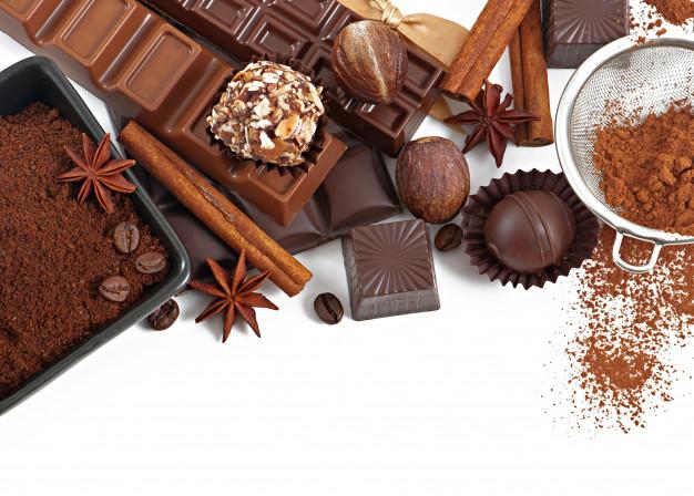 dark chocolate for skin and health