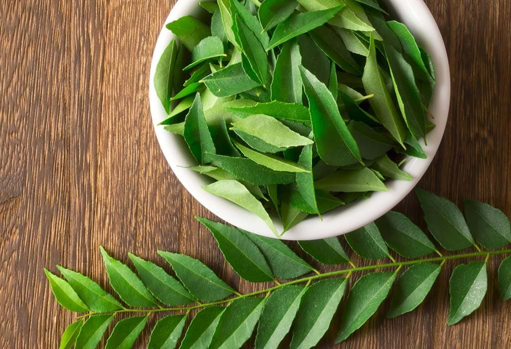 Curry Leaves And Amla For Hair Growth