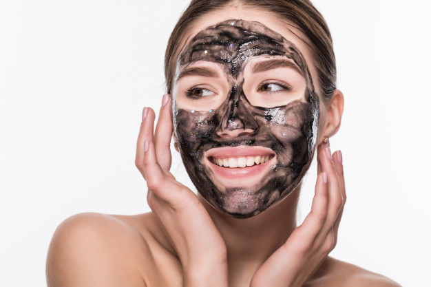 exfoliate to get rid of blackheads