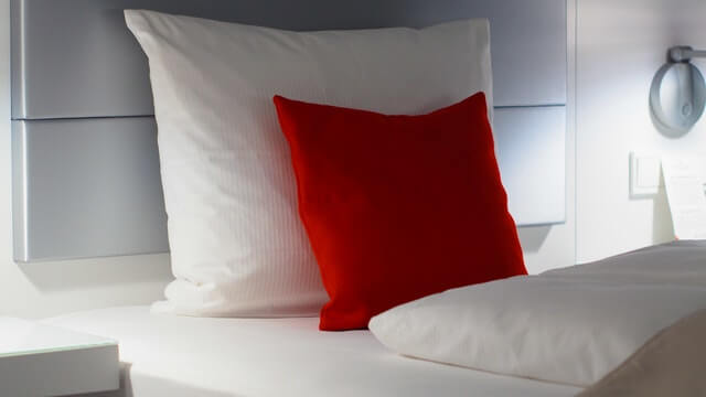 silk or satin pillowcase