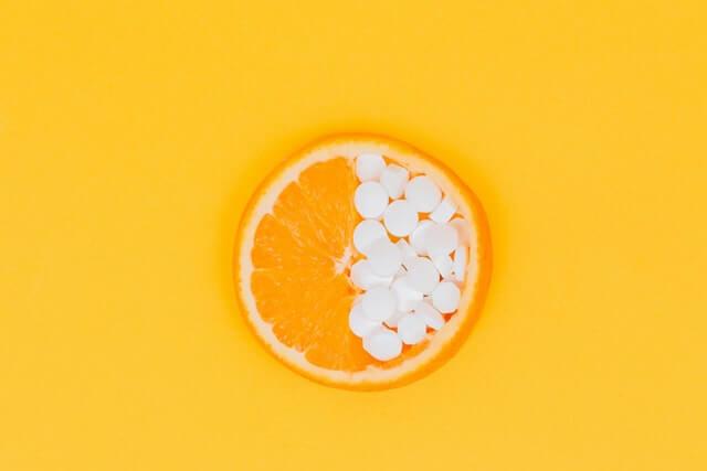 vitamin C for hair