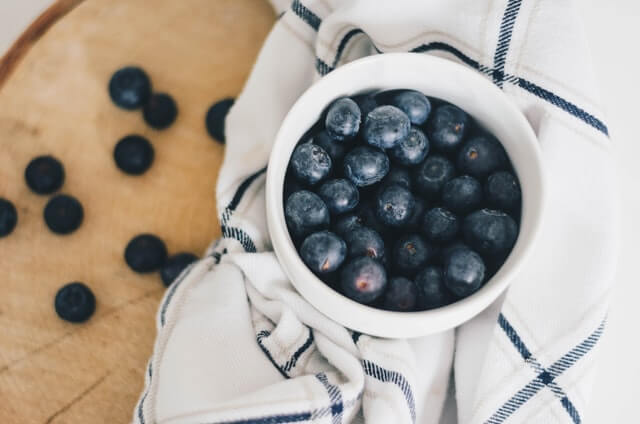 benefits of blueberry